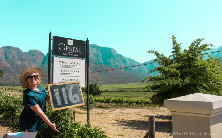 Feature: The Wine Girl Cape Town